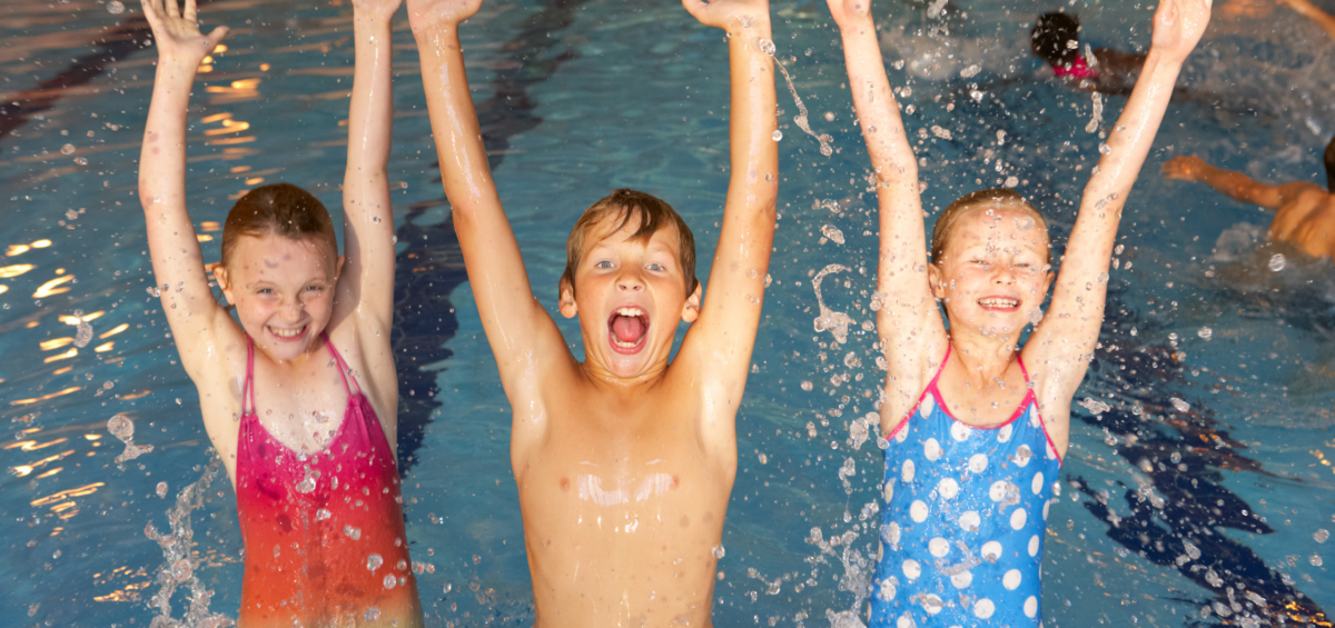 A Parent's Guide to Swim Lessons